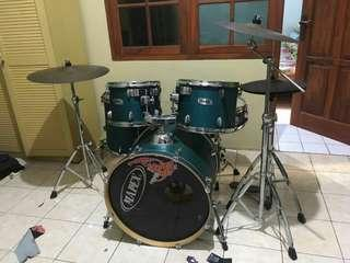 Drum kit mapex