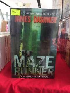 The Maze Runner Series Set (4-Books)