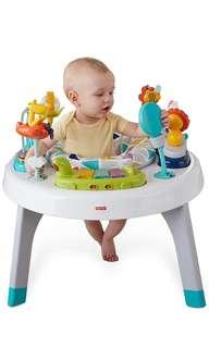 Fisher-Price 2-in-1 Sit to Stand Activity Center