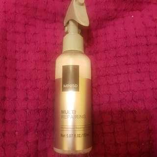 Multi repairing hairspray