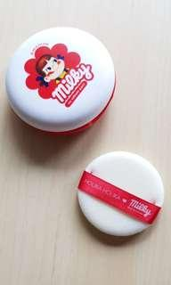 Holika holika x Milky No Sebum Powder