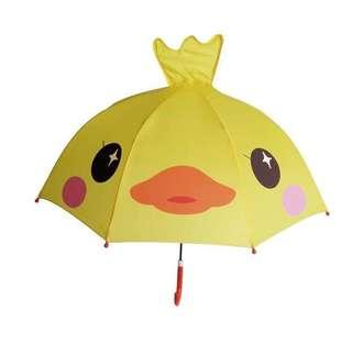 Cute Kids Pop Out Ears Umbrella