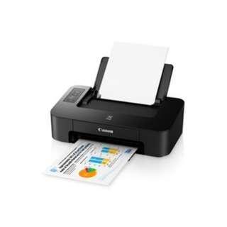 Canon Pixma TS207 Inkjet Single Function Printer