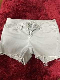 Aeropostale shorts gray size 00