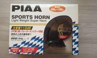 PIAA sport horn 400/500hz