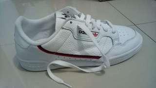 adidas continental 80 white brand new original with box (bnwb)