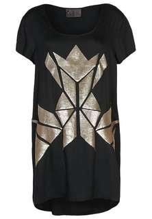 Hunt no more sequin dress top