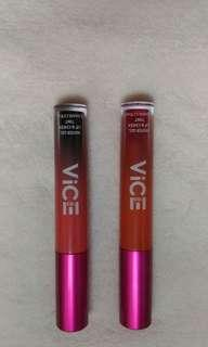 Vice lip and chick tint