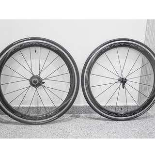 Dura Ace 9100 C60 Clincher Wheelset