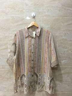 Baju Butik Batik Wanita