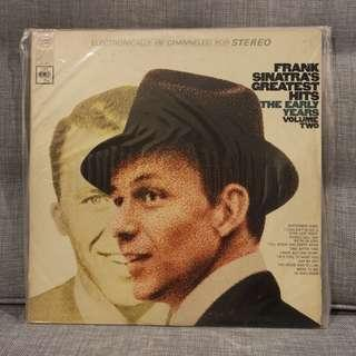 "12"" Long Playing (LP) - Frank Sinatra"