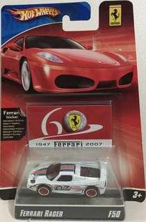 Hotwheels Ferarri Racer F50