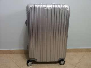 🚚 [INSTOCKS] 26inch Silver Luggage