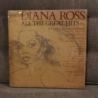 "12"" Long Playing (LP) - Diana Ross"