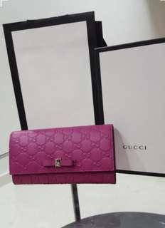 REDUCTION!!! Gucci wallet