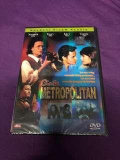 Dvd KRU Cinta Metropolitan(sealed)