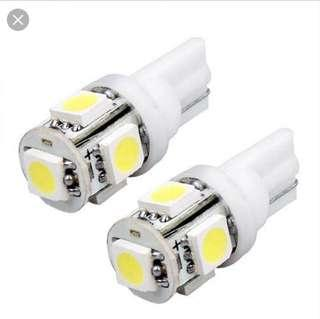 T10 5LED for Sale. Promo!