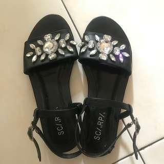 scarpa beads sandal