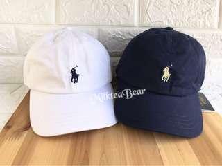⚠️特價⚠️Polo Ralph Lauren 刺繡 Logo Cap 🇺🇸直送 (現貨)