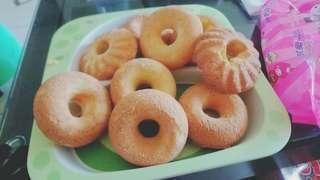 🚚 無糖甜甜圈