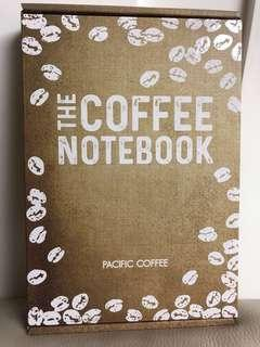 Pacific Coffee Note Book