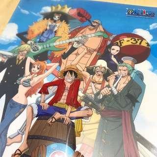 中古 日 One Piece file