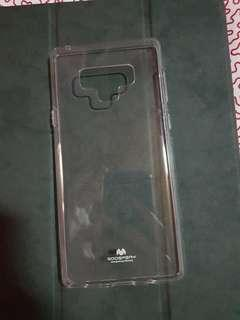 Samsung Note 9 Clear Case