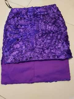 Cameo 3D skirt