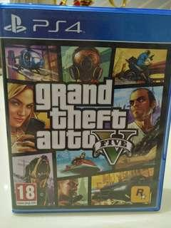 [GTA V] PS4 DVD Original!! Can Nego!!