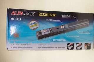 Alfa Link Izzi Scan AS1211