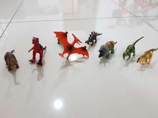 Dinosaur Figures TOY