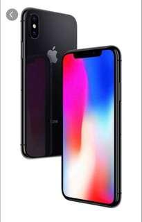 Low Price! 256Gb iPhone X Silver