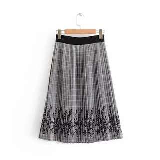 Skirt Code : SK3815(Oct)