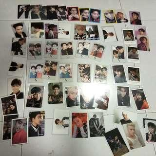 Got7 Official Inserts