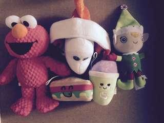 Bundle Soft Toys (All) #bundlesforyou