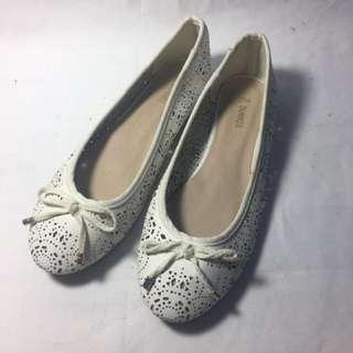 🚚 優雅知性蝴蝶結平底鞋