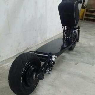 Mboard Chassis Only 60v 1200w