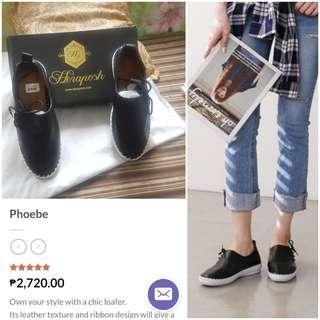 Heraposh pheobe loafer brandnew....2720 selling 1200 only...