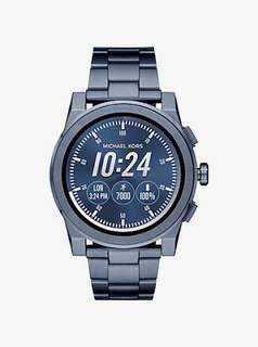 MK Michael Kors Grayson Navy Access Smartwatch