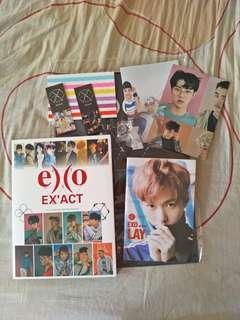 Exo (not official goods)