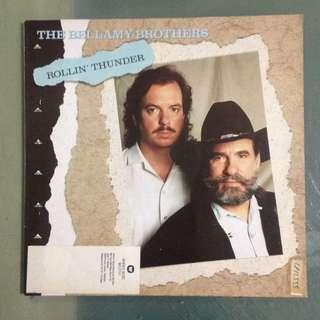 Lp Bellamy Brothers (Rollin' Thunder) - vinyl