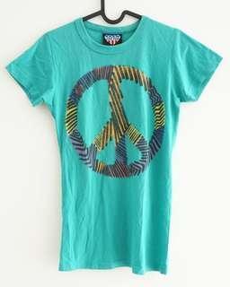 green peace tshirt