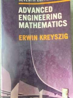 Engineering Textbook - Advanced Engineering Mathematics