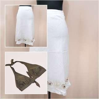 BUY1GET1 Beach skirt