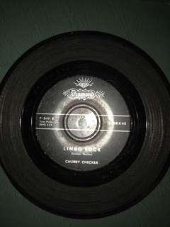 "7"" single - Chubby Checker (Limbo Rock) - vinyl"