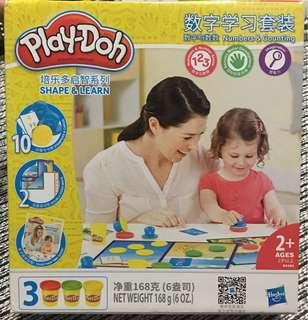 Play-Doh Numbers & Counting, New!
