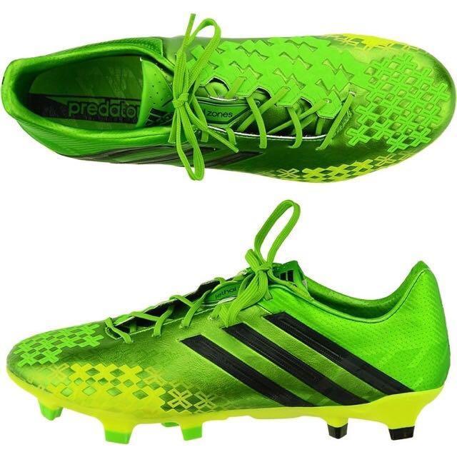 plato Nylon Fértil  2013 Adidas Predator Lethal Zones Football Boots FG, Sports, Sports & Games  Equipment on Carousell