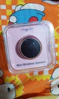 Challenger Portable Mini Speaker
