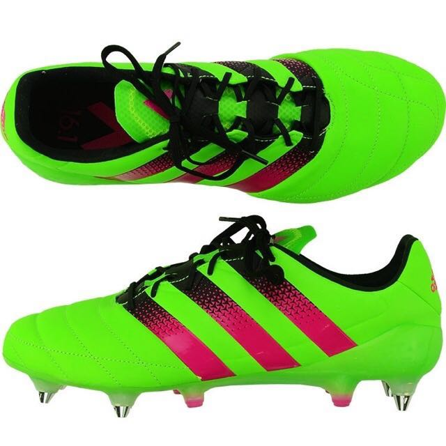 quality design 625f2 87633 2016 Adidas Ace 16.1 Leather Football Boots SG