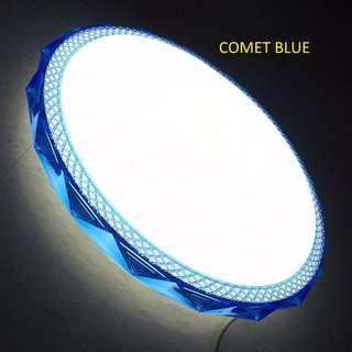 LED Ceiling Light Blue Comet
